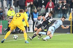 Torino 20191126 : 13 Jan Oblak - 10 Dybala - 18 Felipe UEFA Champions league Group match between Juventus and Atletico Madrid. Torino, Italy, 26.11.2019. Photo Primoz Lovric / Sportida