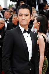May 15, 2019 - Cannes, Alpes-Maritimes, Frankreich - Yuan Hong attending the 'Les Misérables' premiere during the 72nd Cannes Film Festival at the Palais des Festivals on May 15,2019 in Cannes, France (Credit Image: © Future-Image via ZUMA Press)