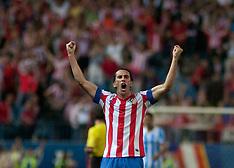 OCT 7 2012 Atletico de Madrid C. F. 2 vs 1 Malaga