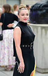 Florence Pugh attending the Royal Academy of Arts Summer Exhibition Preview Party held at Burlington House, London.
