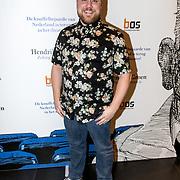 NLD/Amsterdam/20191211 - Hendrik Groen-voorstelling in premiere, Dennis Willekens