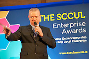 27/01/2014  REPRO FREE Declan Dooley at the SCCUL Awards. Photo:Andrew Downes