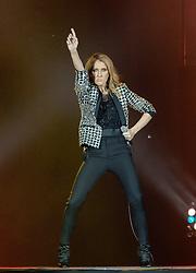 Celine Dion performs live on stage at Parc OL stadium in Lyon, France, on July 12, 2017. Photo by Julien Reynaud/APS-Medias/ABACAPRESS.COM