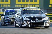 Jack Daniel's Racing Todd Kelly in action during  Race 5 of the ITM 400 Hamilton,Hamilton Street Circuit, Day Two, Hamilton City ,V8 supercars,, Photo: Dion Mellow / photosport.co.nz