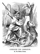 Garibaldi The Liberator;<br /> Or, The Modern Perseus.