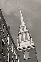 Boston Church Steeple