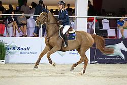 Offel Katharina (UKR) - Fidji Island <br /> Final Global Champions Tour - Abu Dhabi 2012<br /> © Hippo Foto - Cindy Voss