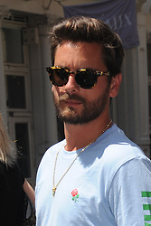 July 31, 2017 - New York, NY, USA - July 31, 2017 New York City..Scott Disick was seen in New York City on July 31, 2017. (Credit Image: © Kristin Callahan/Ace Pictures via ZUMA Press)