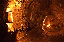 Thurston Lava Tube, Hawaii Volcanoes National Park, Kilauea, Big Island, Hawaii, USA