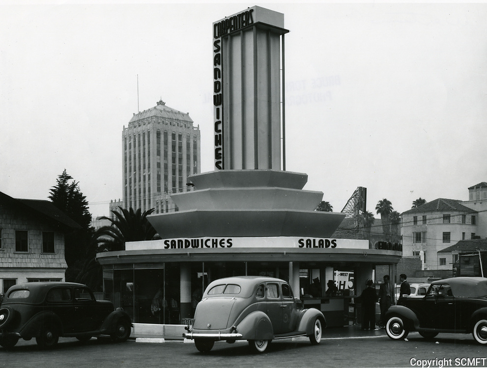1935 Carpenter's Drive In at 667 S. Western Ave