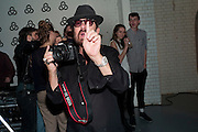 DAVE STEWART, Finale party for CONSPIRACY FOR GOOD (the new project from Tim Kring, the creator of HEROS) Victoria House, Unit 6, Southampton Row, London 7 August 2010. -DO NOT ARCHIVE-© Copyright Photograph by Dafydd Jones. 248 Clapham Rd. London SW9 0PZ. Tel 0207 820 0771. www.dafjones.com.