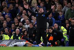 Everton caretaker manager David Unsworth
