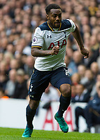Football - 2016 / 2017 Premier League - Tottenham Hotspur vs. Leicester City<br /> <br /> Danny Rose of Tottenham at White Hart Lane.<br /> <br /> COLORSPORT/DANIEL BEARHAM