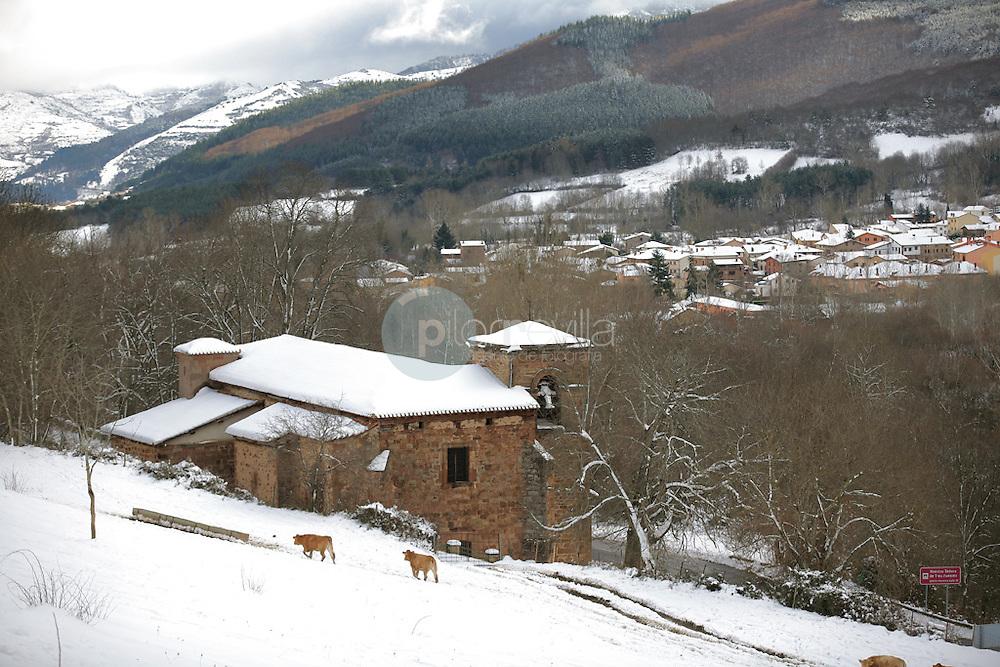 Ermita de Tres Fuentes en Valgañon. La Rioja ©Daniel Acevedo / PILAR REVILLA
