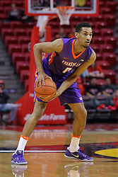 29 December 2016:  Ryan Taylor during an NCAA  MVC (Missouri Valley conference) mens basketball game between the Evansville Purple Aces the Illinois State Redbirds in  Redbird Arena, Normal IL
