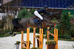 Liebherr Christina, (SUI), LB Akteur <br /> Prix des Communes Genevoises<br /> Genève 2015<br /> © Hippo Foto - Dirk Caremans<br /> 11/12/15