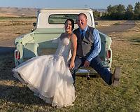 July 7, 2018; Pilot Rock, Oregon: Jason and Rosanna Post Wedding