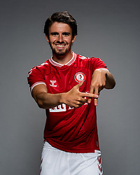 Adam Nagy as Bristol City release their Home Shirt ahead of the 2020/21 Sky Bet Championship Season season - Rogan/JMP - 31/08/2020 - Ashton Gate Stadium - Bristol, England - Sky Bet Championship.