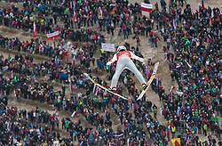 Ryoyu Kobayashi (JAP) during Ski Flying Hill Men's Team Competition at Day 3 of FIS Ski Jumping World Cup Final 2017, on March 25, 2017 in Planica, Slovenia. Photo by Vid Ponikvar / Sportida