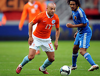 Fotball<br /> Nederland<br /> Foto: Witters/Digitalsport<br /> NORWAY ONLY<br /> <br /> 05.09.2009<br /> <br /> Demy de Zeeuw<br /> Fussball Niederlande