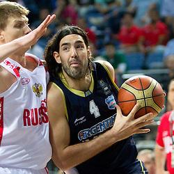 20100910: TUR, Basketball - 2010 FIBA World Championship, Russia vs Argentina