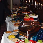 10 Jarig bestaan Lowland, buffet