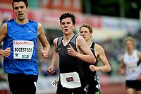 Friidrett , 9. juni 2016 , Diamond League , Bislett Games<br /> Athletics , <br /> Jakob Ingebrigtsen , NOR 1500 m