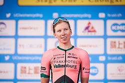 Stage winner, Lorena Wiebes (NED) at Tour of Chongming Island 2019 - Stage 1, a 102.7 km road race on Chongming Island, China on May 9, 2019. Photo by Sean Robinson/velofocus.com