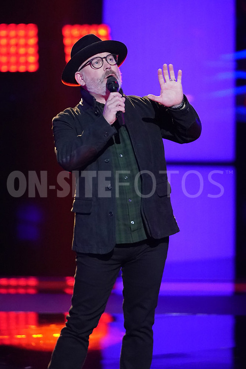 """THE VOICE  -- """"Knockout Rounds"""" Episode 2010 --  Pictured: Pete Mroz -- (Photo by: Tyler Golden/NBC)"""
