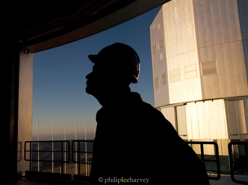 Enginner at La Silla Paranal Observatory, Atacama Desert, Santiago, Chile