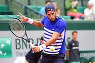 Roland Garros Tennis Open 2017 030617