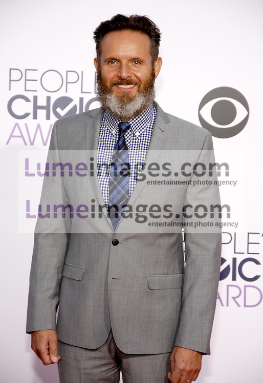 Mark Burnett at the 41st Annual People's Choice Awards held at the Nokia L.A. Live Theatre in Los Angeles on January 7, 2015. Credit: Lumeimages.com