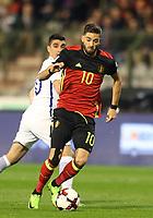 20170325 - Brussels, Belgium / Fifa WC 2018 Qualifying match : Belgium vs Greece / <br />Yannick CARRASCO<br />European Qualifiers / Qualifying Round Group H /  <br />Picture by Vincent Van Doornick / Isosport