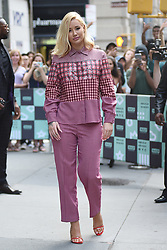 August 21, 2018 - New York, NY, USA - August 21, 2018 New York City..Iggy Azalea made an appearance on Build Series on August 21, 2018 in New York City. (Credit Image: © Kristin Callahan/Ace Pictures via ZUMA Press)