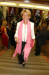 The DUCHESS OF MARLBOROUGH at '4 Inches' a project 'For Women about Women By Women' - A photographic Auction in aid of the Elton John Aids Foundation hosted by Tamara Mellon President of Jimmy Choo and Arnaud Bamberger MD of Cartier UK at Christie's, 8 King Street, London W1 on 25th May 2005.<br /><br />NON EXCLUSIVE - WORLD RIGHTS