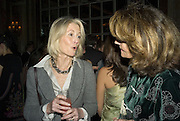 SANDRA HOWARD AND EMMA CHEAPE, The Tatler Travel Awards 2008. The Ritz, Piccadilly. London. 3 December 2007. -DO NOT ARCHIVE-© Copyright Photograph by Dafydd Jones. 248 Clapham Rd. London SW9 0PZ. Tel 0207 820 0771. www.dafjones.com.