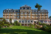 France, Loire-Atlantique (44), La Baule, l'hôtel Royal Thalasso Barrière // France, Loire-Atlantique, La Baule, Royal hotel Thalasso Barrière