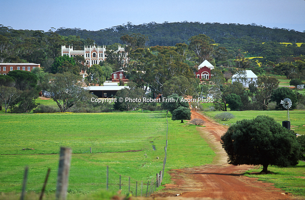 New Norcia township
