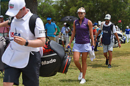 Lexi Thompson (USA) heads for the tee on 2 during round 2 of the 2019 US Women's Open, Charleston Country Club, Charleston, South Carolina,  USA. 5/31/2019.<br /> Picture: Golffile | Ken Murray<br /> <br /> All photo usage must carry mandatory copyright credit (© Golffile | Ken Murray)