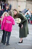 Prince William and Catherine Duchess of Cambridge visit to Bradford, UK - 15 Jan 2020