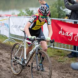 13-10-2019: Cycling: Superprestige Cyclocross: Gieten<br />Luuk HOlslag
