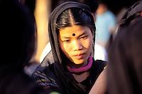 Nepal - Region du Teraï - Ethnie Rana Tharu