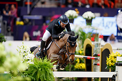 Gulliksen Geir (NOR), Arakorn<br /> Gothenburg Horse Show FEI World Cups 2017<br /> © Hippo Foto - Stefan Lafrentz
