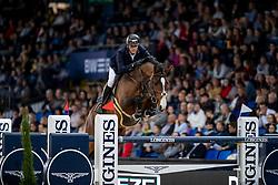 Twomey Billy, IRL, Lady Lou<br /> Stuttgart - German Masters 2018<br /> © Hippo Foto - Stefan Lafrentz