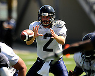 FIU Football Blue and Gold Spring Game (April 02 2011)