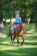 Talihina, OK - Activities at Buffalo Creek Guest Ranch for Oklahoma Today magazine