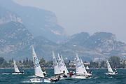 Practice Race, Optimist World Championship 2013., Italy, © Matias Capizzano