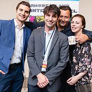 11 Filmmakers' Breakfast and Post-Award Posing