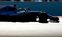 March 9, 2018 - Barcelona, Spain - Motorsports: FIA Formula One World Championship 2018, Test in Barcelona,#44 Lewis Hamilton (GBR, Mercedes AMG Petronas F1 Team) (Credit Image: © Hoch Zwei via ZUMA Wire)