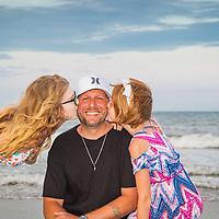 Colegrove Family in Garden City Beach, SC Jun 2018